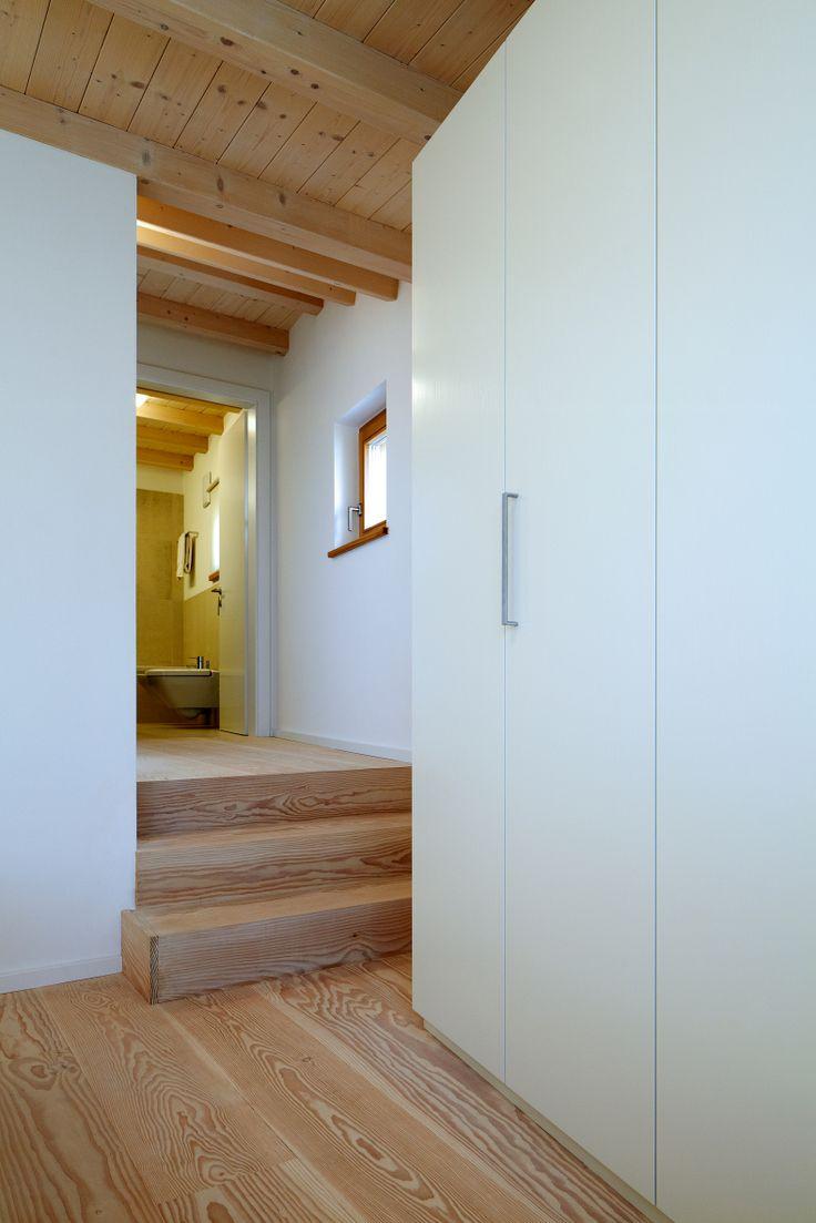 #corridor #wood #white #contemporay #startseite #home