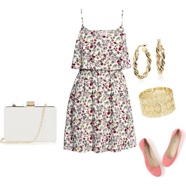 Untitled #25 by mosolygo-vanessza on Polyvore featuring H&M, Oasis, Blue Nile and Wallis
