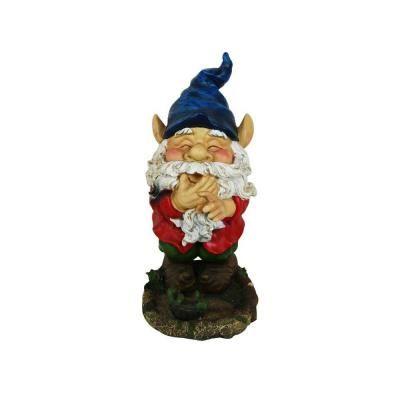 Superb Alpine Smiling Gnome WAC254   The Home Depot