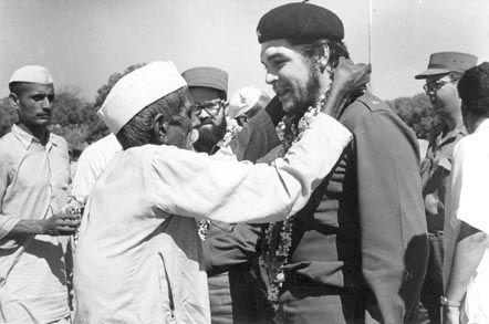 Photos: When Cuban revolutionary Che Guevara visited India