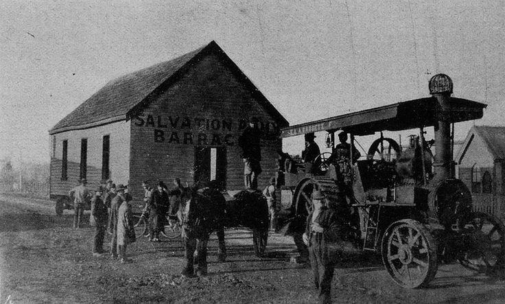1917 Moving The Salvation Army Barracks. 07 26 Insert 3b | by Trainiac