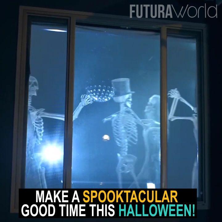 SpookyIllusion™ Halloween Projector