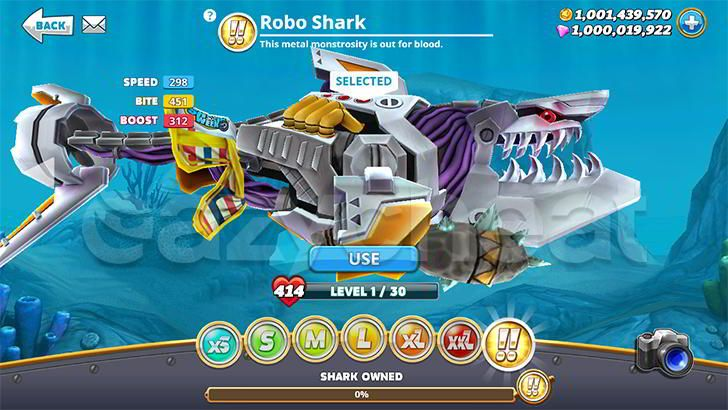 Hungry Shark World 3 0 0 Cheat Unlimited Coins Unlimited Gems All
