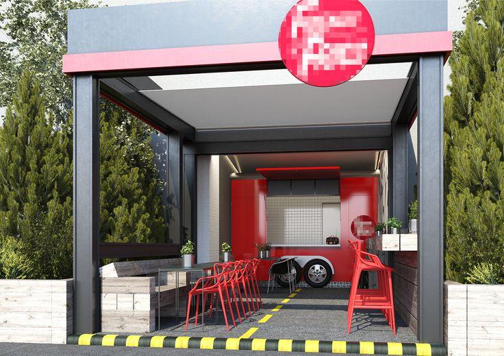 fast food design / sofhode architectural & interior desing