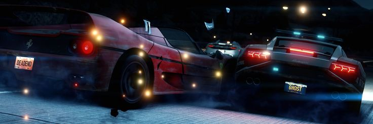 Free screensaver need for speed rivals