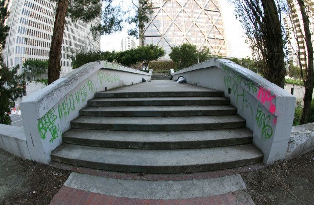 San Francisco - Hubba Hideout  Image Credit: alvinisms.blogspot.com
