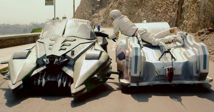Insane Death Cars Attack in Death Race 2050 Sneak Peek   EXCLUSIVE -- Director G.J. Echternkamp breaks down the unique car designs in our exclusive preview video for Death Race 2050, currently available on Blu-ray. -- http://movieweb.com/death-race-2050-preview-video-car-designs/