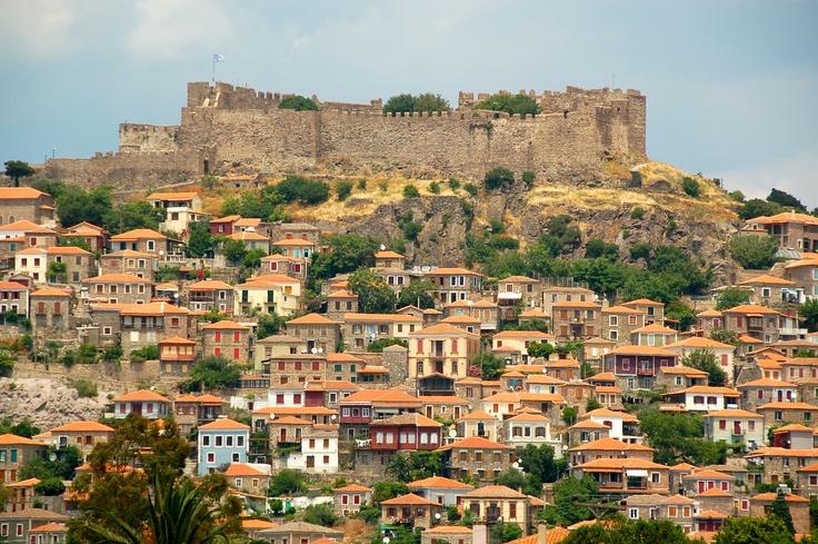 TRAVEL'IN GREECE I #Molyvos, #Lesvos, #Greece