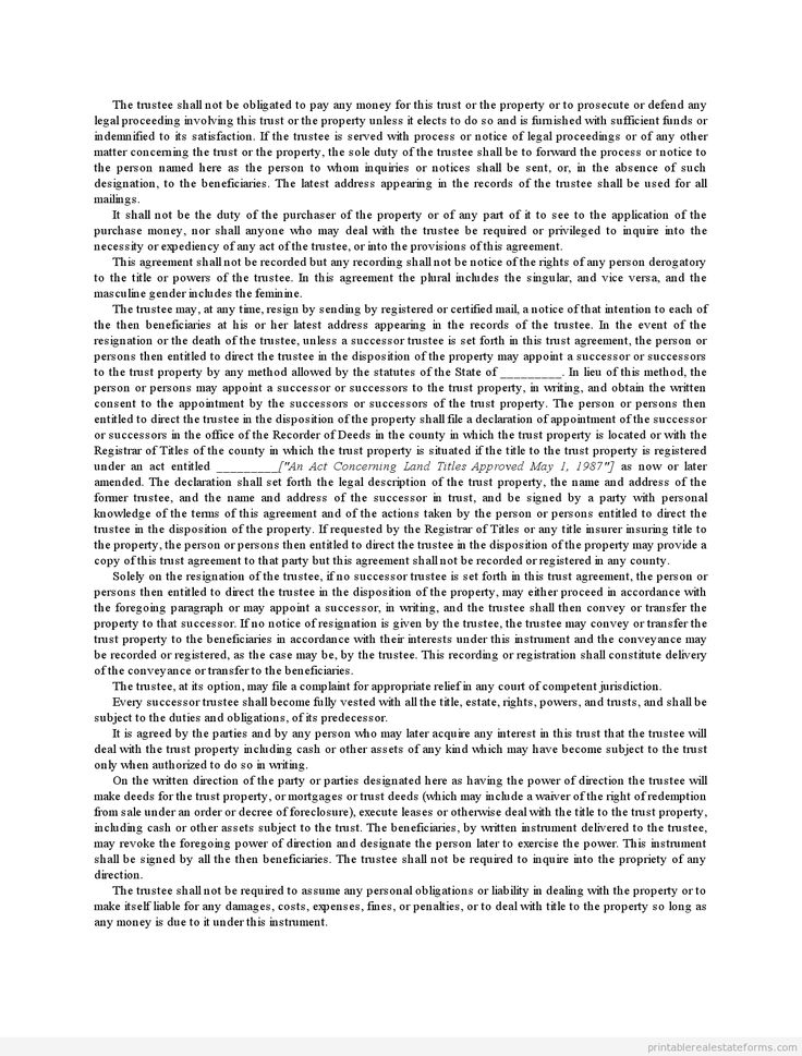 printable financial statement