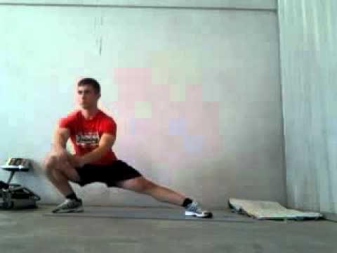 Estiramientos para mejorar la Movilidad de la Cadera en la Sentadilla Profunda