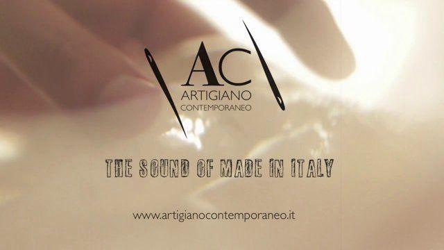 A video on the timeless beauty. www.artigianocontemporaneo.it