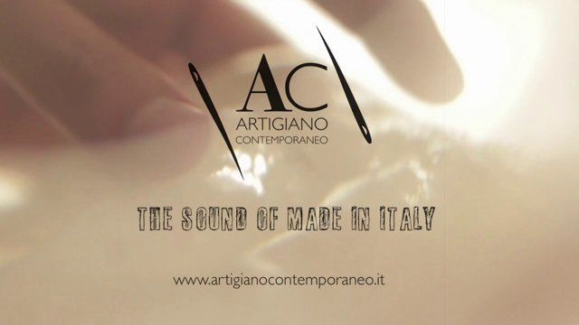 A video on the timeless beauty. www.artigianocontemporaneo.it