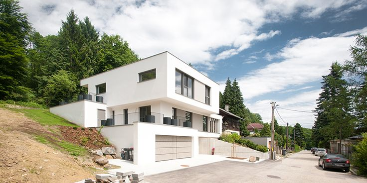 www.simonundstuetz.at: Haus am Hang