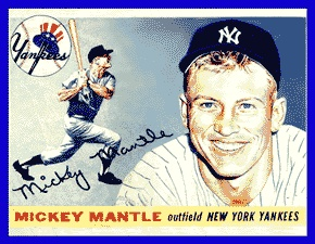 a biography of mickey mantle an american baseball player Mickey mantle – legend born to play baseball mickey charles mantle was born on october 20, 1931 in spavinaw, oklahoma mickey's father, mutt, wanted his son to grow up to be a professional baseball player so he was named after hall of fame catcher for the philadelphia athletics, mickey cochrane.