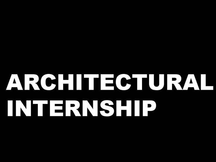 architecture student arch jobs internship internships paid based london 3d hwcd kon eye studio visualisation offering artist york ny visual