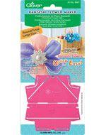 Clover Kanzashi Flower Maker Round Petal Large