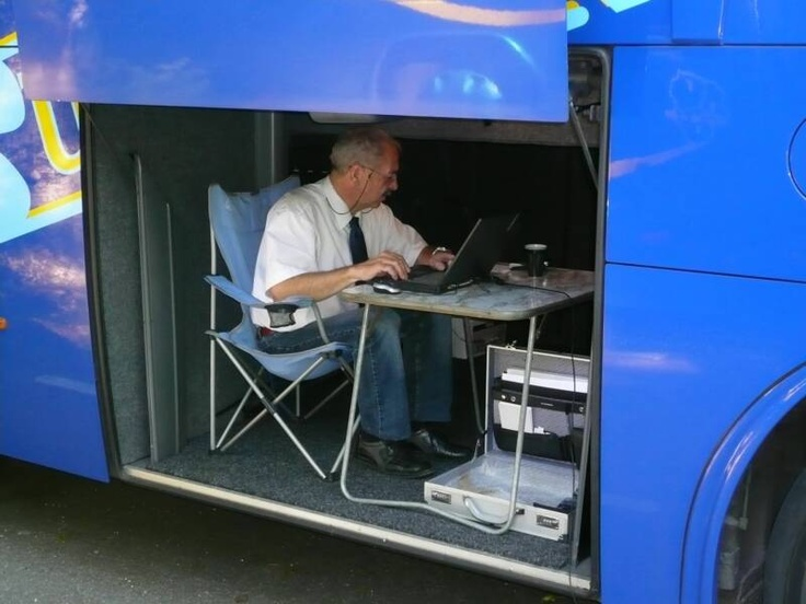 17 Best images about 5 Stars - Mobile Offices on Pinterest ...
