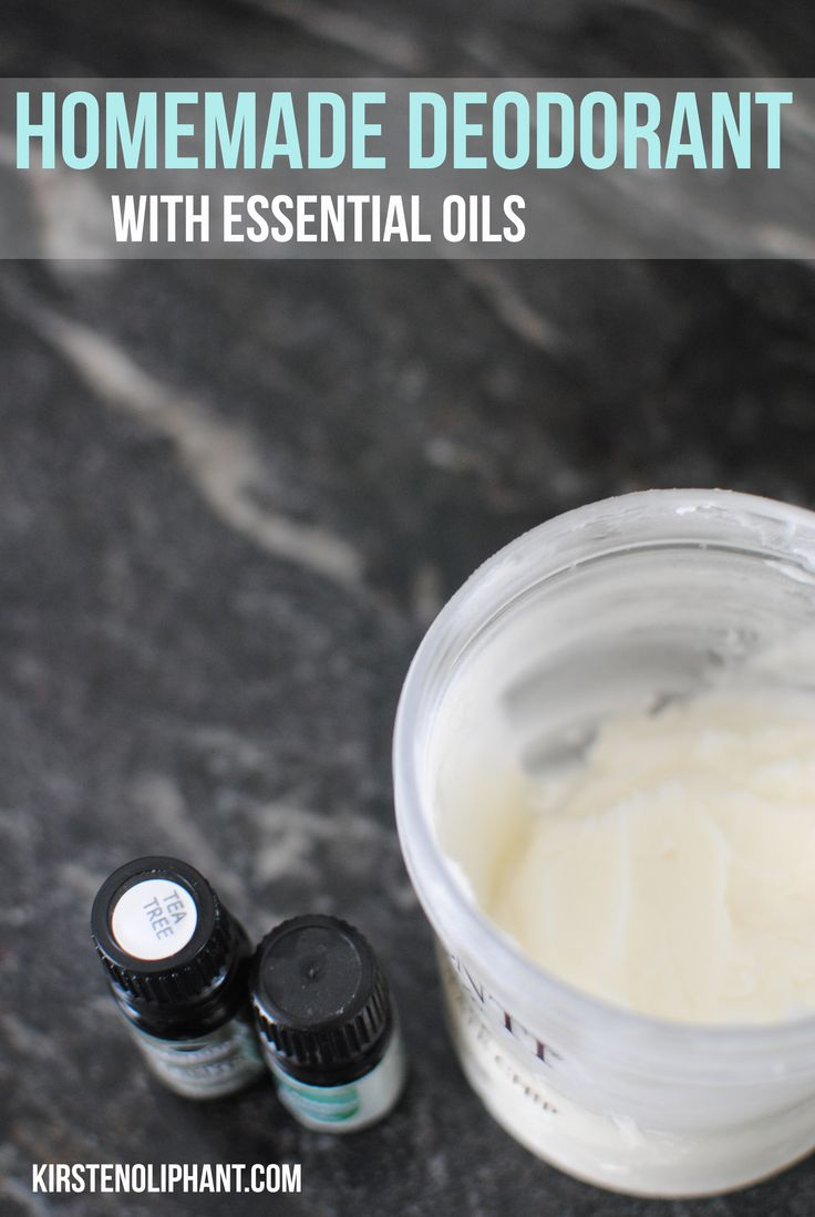 Homemade Deodorant Recipe With Video I Promise Other And Home