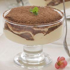 This amaretto tiramisu trifle recipe is a creamy and decadent dessert.. Amaretto Tiramisu Recipe from Grandmothers Kitchen.
