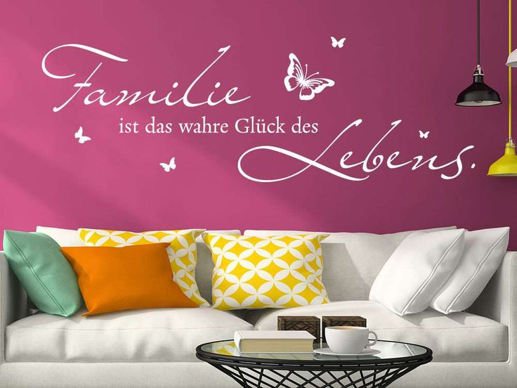 8 best Wandtattoo Fotorahmen images on Pinterest Living room - wandtattoo wohnzimmer retro