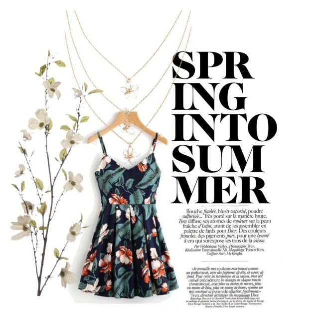 floral passion by ashikagangwal on Polyvore featuring polyvore fashion style Pier 1 Imports clothing