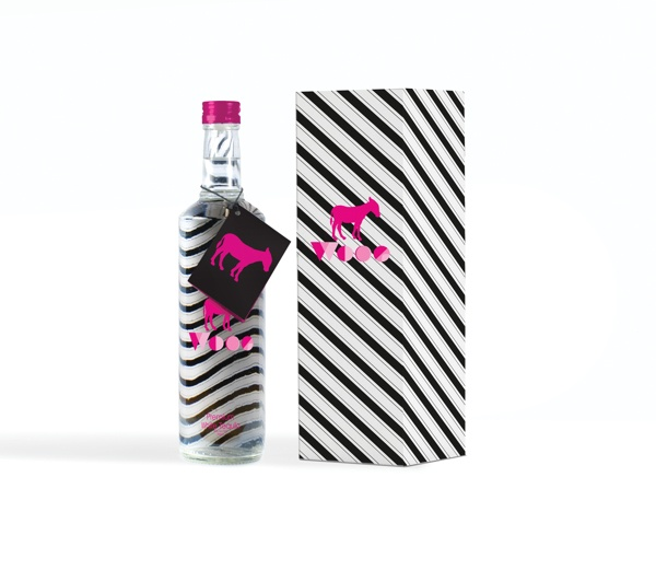 Wooo Tequila Packaging and Identity by Sean Phelps, via Behance