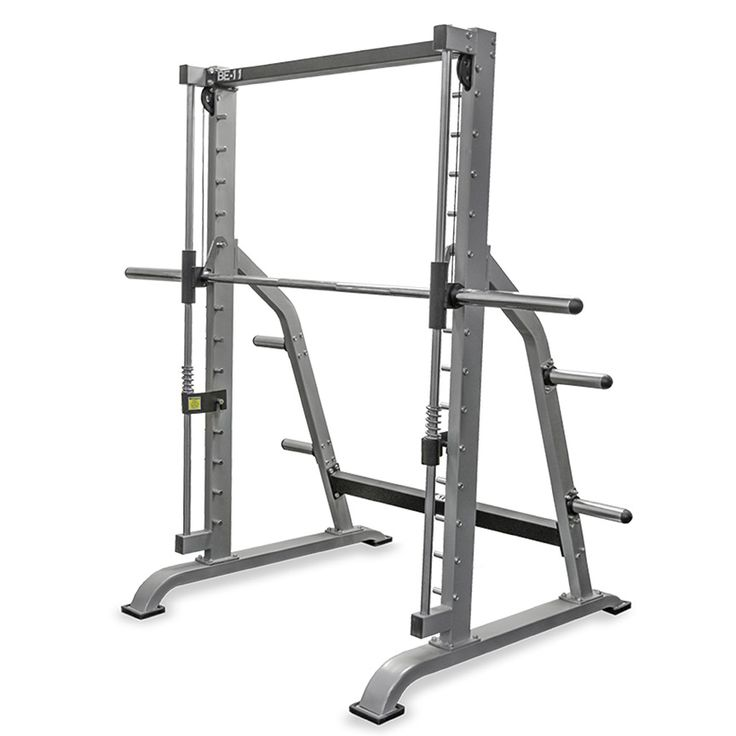 Lifting Chains, Weight Plates, Bar Pad NOT Included <br /> Counter Balance Kit OPTIONAL