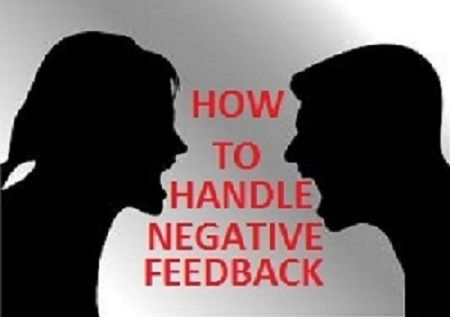 Guidelines on how to manage negative feedback from guests and other persons for your hotel.