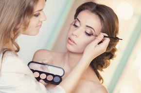 machiaj de nunta realizat de make-up artist