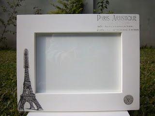 Naranja y Fucsia: Portaretrato París