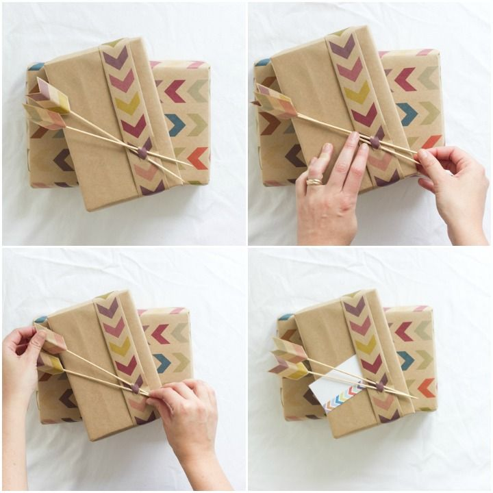 how to gift wrap with toodles noodles design gift wrap