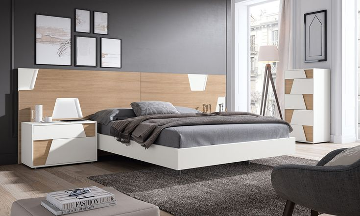 Vive la noche y descansa al estilo actual de tu hogar - Muebles Mesegué #Gráfika, #Dormitorios, #Diseño, #Interiorismo, #MueblesMesegue