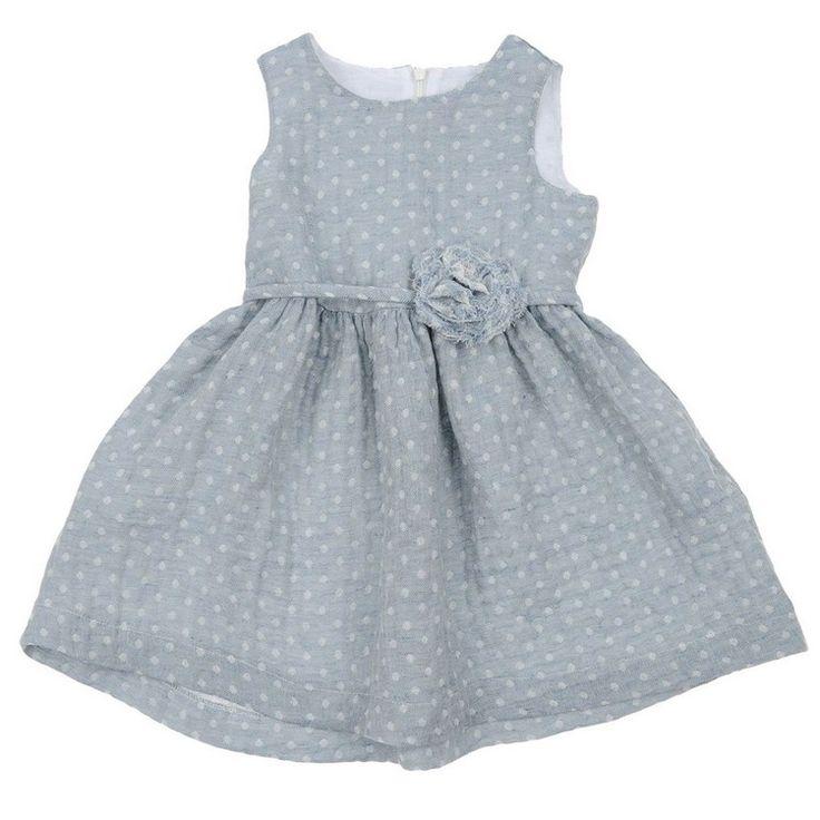 выкройка легкого платья для девочки 98-116 размер