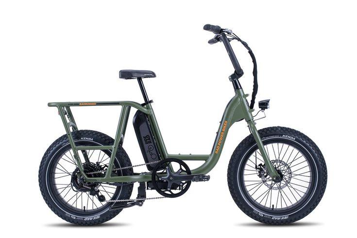 Radrunner Electric Utility Bike In 2020 Power Bike Best Electric Bikes Electric Utility