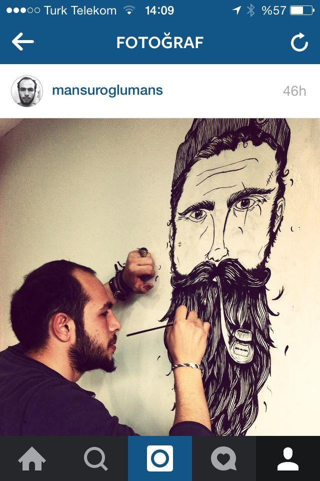 #barber #shop #interior #design #iç #dizayn #berber #logo #dükkan