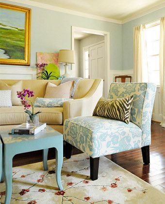 Design & Home Decor: 5 Ways to Use Slipper Chairs in Every Room of the House!