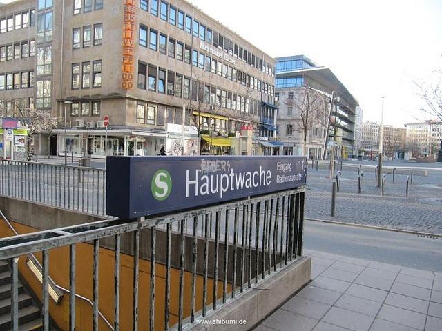 Sportarena Frankfurt Hauptwache