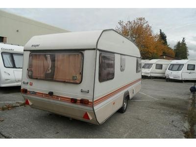 1987 SPRITE MAJOR 4/5 berth tourer in Nr Glossop | Caravan Trader