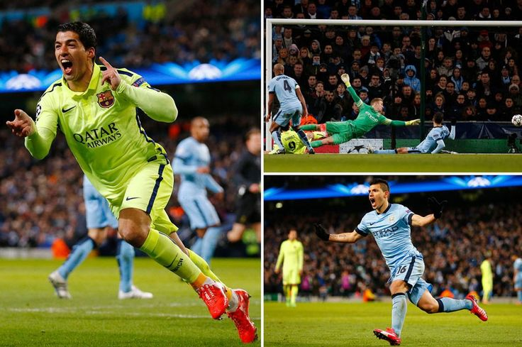 How to beat Barcelona: 5 ways Manchester City can conquer Camp Nou - Alex Richards - Mirror Online