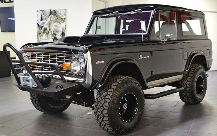 1970 ford bronco fuel off road wheels one revolver d525. Black Bedroom Furniture Sets. Home Design Ideas