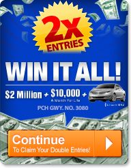 496 best I want to WIN! images on Pinterest | Publisher clearing ...