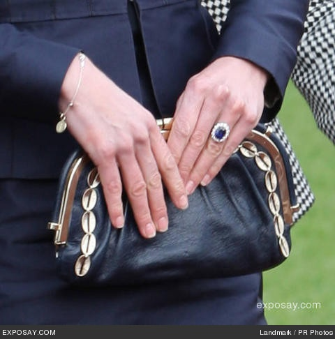 Kate Middleton's Clutch | Style | Pinterest