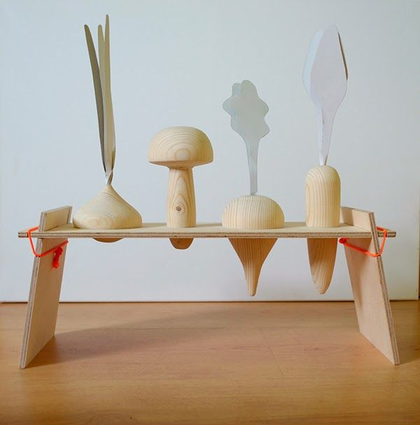 Garden Toy by Agne Vysniau Skaite & Emilija Rimkute