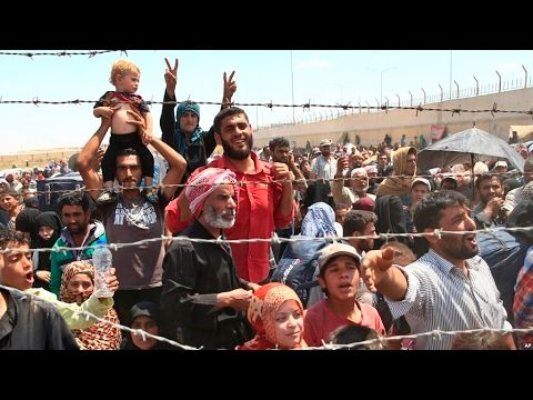A Watchman Report: Trump's Travel Ban, and the Christian Response to the Refugee Problem - YouTube