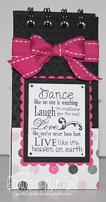 cute gift idea for a game or a good luck for a performance.