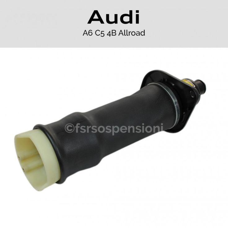 Molla ad aria Audi A6 C5 4B Allroad posteriore destro