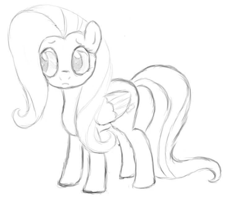 22 best MLP DRAWINGS images on Pinterest | Ponies, Pony ...