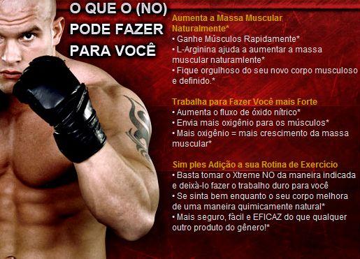 Xtreme NO - Construtor Muscular.