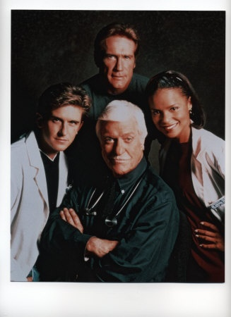 Diagnosis: Murder is a mystery/medical/crime drama television series starring Dick Van Dyke as Dr. Mark Sloan, a medical doctor who solves crimes with the help of his son, a homicide detective played by his real-life son Barry Van Dyke. Original run: October 29th 1993 – May 11th 2001.