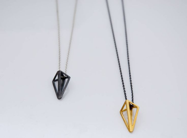 Polygon Amulet, Pyramid Pendant, Triangle Jewelry, Handmade, Melio Jewels by MelioJewels on Etsy https://www.etsy.com/listing/573428627/polygon-amulet-pyramid-pendant-triangle